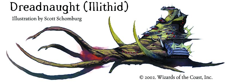 Dreadnought par Scott Schomburg