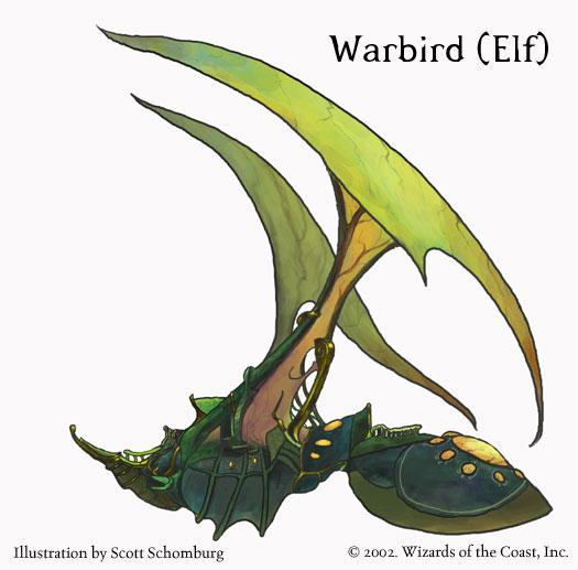 Warbird par Scott Schomburg