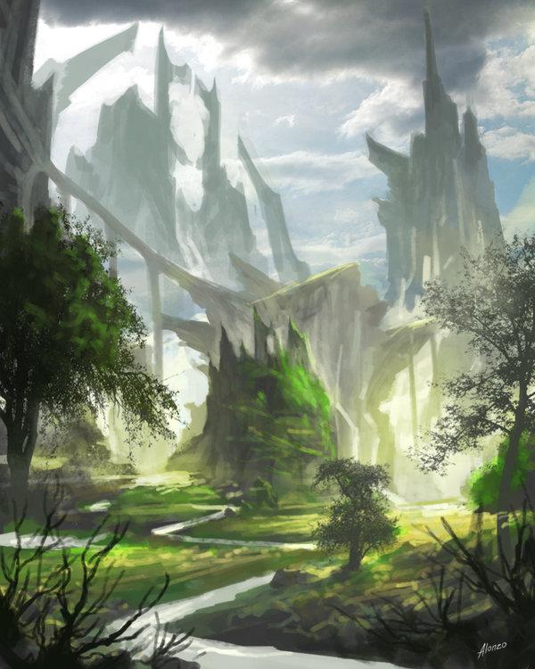 Heaven's gate par alonzoemata