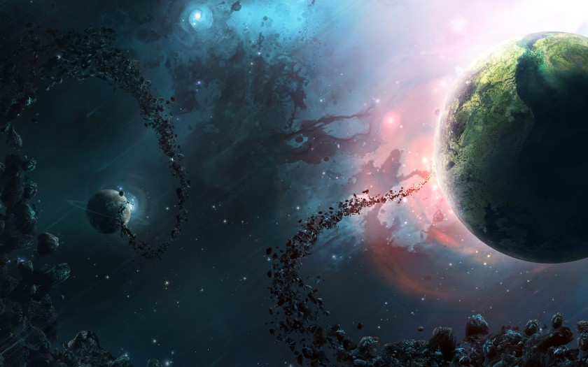 meteors-circling-the-planets-fantasy-hd-wallpaper-1920x1200-6684