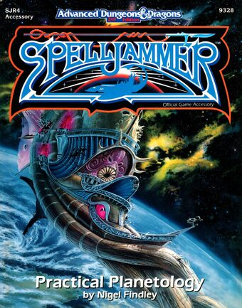 Practical Planetology, pour Spelljammer!